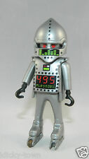 Playmobil Playmo Space Ranger Raumfahrer Roboskater Roboter aus 4528 #31176