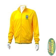 Brasil Mens Track Jacket L Official Licensed Coat Official Licensed Novelty Gift