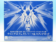 [FROM JAPAN]Tamashii Web Robot Spirits Strike Freedom Gundam Custom Wing eff...
