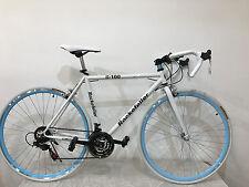 Nuevo 28 pulgadas bicicleta de carreras retro classic/weis-blau