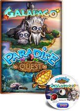 Galapago & Paradise Quest - 3-Gewinnt - PC - Windows XP / VISTA / 7 / 8