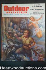 """Outdoor Adventure"" October 1956  Betty Brosmer, Eve Meyer, Anita Ekberg - High"