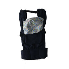 Newborn Baby Infant Carrier Backpack Front Back Sling Comfort Wrap 3 Mode Adjust