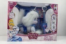 Disney Princess Palace Pets Magic Dance Pumpkin w/ Magic Wand & Accessories