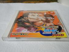 Dreamcast CAPCOM VS SNK MILLENNIUM 2000 PRO with SPINE * Sega Japan dc