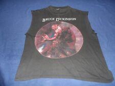 IRON MAIDEN Bruce Dickinson Chemical Wedding Tour shirt Size XL VERY RARE