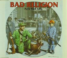 Maxi CD - Bad Religion - Punk Rock Song - #A2474