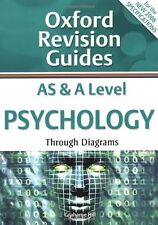 AS and A Level Psychology Through Diagrams  Oxford Revision Guides