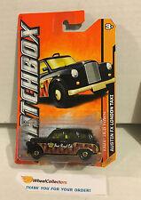 Austin FX London Taxi * Black * Matchbox * WF8