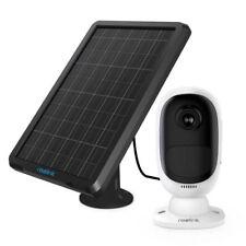 Reolink kabellos WLAN Kamera Argus 2 Wiederaufladbar HD 1080p Sonnenkollektor