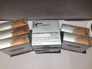 It cosmetics celebration foundation illumination *Pick your shade* 0.30 oz