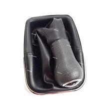 For Vw Golf Bora Jetta Mk4 New Beetle Seat 5 Speed Gear Shift Leather Knob Boot
