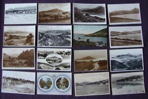 22 different Isle of Arran Scotland Postcards