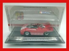1:43 1/43 HACHETTE abarth collection FIAT 3000 SE022 1971 colore rosso - MB
