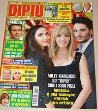 DIPIU' 2012/4=MILLY CARLUCCI=BRANDON BEEMER=ALDA D'EUSANIO=SERGIO ASSISI=
