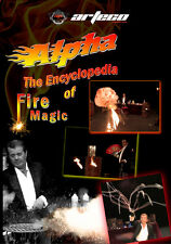 Alpha The Encyclopedia of Fire Magic Vol 1-4