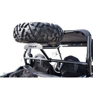 Tusk Spare Tire Carrier Mount Rack POLARIS RZR 900 Trail, 900 XC, S 1000, S 900