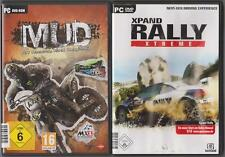 MUD FIM Motocross World Championship + XPAND Rally Xtreme PC raccolta