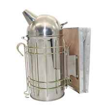 New Stainless Steel Bee Hive Smoker Beekeeping Equipment