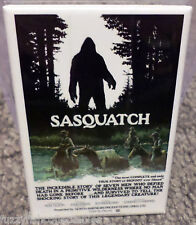 "Sasquatch Movie Poster 2"" x 3"" Refrigerator Locker Magnet"