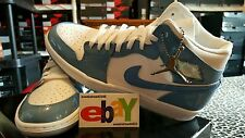 super popular 90563 acadb Air Jordan 1 Retro og 7 01 03 Blanco Azul Universitario 136085 140 2018