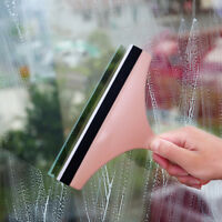 Glass Brush Window Desk Wall Glass Cleaner Scraper Cleaning Squeegee Wiper NT