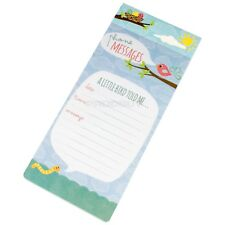 Magnetic Telephone Message Pad Memo Paper Note Book Home Kitchen Fridge Magnet
