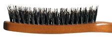 Toupierbürste mit Wildschweinborste Volumen Master 3 Reihig Haarbürste
