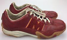 zapatos merrell mujer 2019 rojo