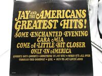 Jay And The Americans - Greatest Hits LP  LM-1010, 1980 VG+ cover VG+