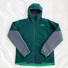 NWT $220 Men's North Face Ventrix Hooded Jacket Sz Medium Green Grey Hoody Slim