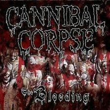 "CANNIBAL CORPSE ""THE BLEEDING"" CD REMASTERED DIGI NEU!!"