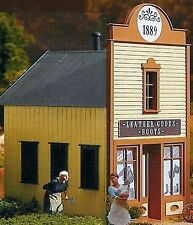 PIKO LEATHER GOODS STORE G Scale Building Kit # 62237 New in Box