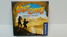 Board Game - Kosmos Games LOST CITIES: THE ORIGINAL CARD Game
