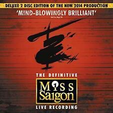 Miss Saigon - Soundtrack - Schönberg, Boublil Original Cast: London (NEW 2CD)