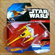 Disney STAR WARS NABOO N-1 STARFIGHTER #6 diecast starship Mattel space vehicle