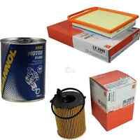 MAHLE / KNECHT Inspektionspaket Filter Set SCT Motor Flush Motorspülung 11599150