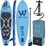 Surfboard Stand Up Paddle Sup WATTSUP Board Paddling aufblasbar Paddel 305