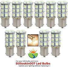 10 x Landscape lighting bulb 1141, 1156, 27led bulb upgrade Warm White