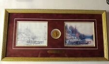 Thomas Kinkade - A Perfect Day - Beginning to End - Signed Lithograph 4727