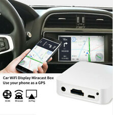 Car HD Multimedia Display WiFi Mirror Link Adapter DLNA Airplay For Android /iOS