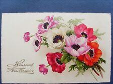 fantaisie , beau bouquet de fleurs roses et rouges