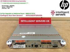 HP P2000 G3 SAS MSA Array Controller ** AW592A **