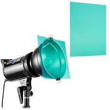 """Neewer 12x12"""" Farb Gel Filter Set mit 11 Blatt für Foto Studio Blitz Licht"""