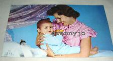 1940's Baby Calendar Art Lithograph, SWEETIE PIE, Publisher, A Scheer #897