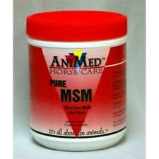 Animed Pure MSM Supplement 99.9% Pure Arthritis Joint  Horse Dog 2.5 lbs