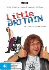 Little Britain : Series 2 (DVD, 2005, 2-Disc Set)