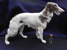 Antique Bing & Grondahl large Borzoi Dog By Lauritz Jensen 1915-1930 very RARE