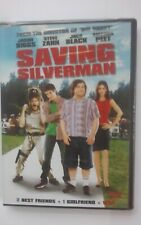 Saving Silverman, Dvd New Sealed, Amanda Peet, Steve Zahn