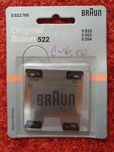 ORIGINAL SCHERFOLIE 522, 410-ERSATZ für Braun Micron 5410.... NEU, OVP !!!